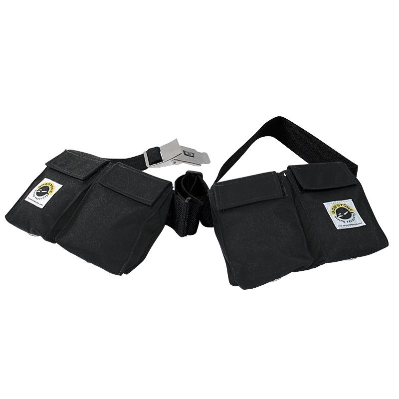 Bowstone 4 Pocket Weight Belt