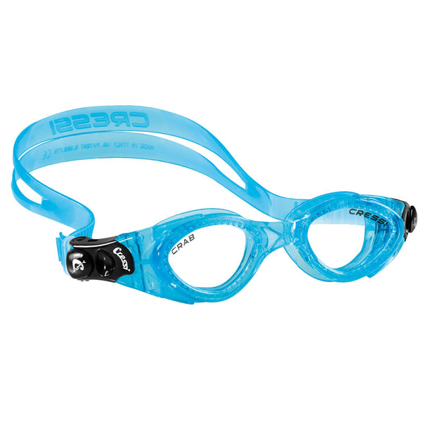 Cressi Crab Junior Goggles | Blue