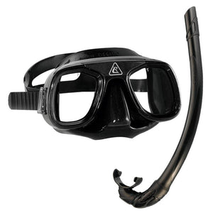 Cressi Freediving Mask & Snorkel Set