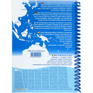 Western Tropical Pacific Marine Pictolife | Map of Area