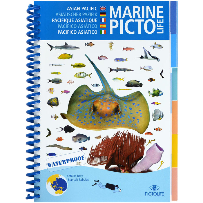 Marine Pictolife Fish ID Guide Book of the Asian Pacific