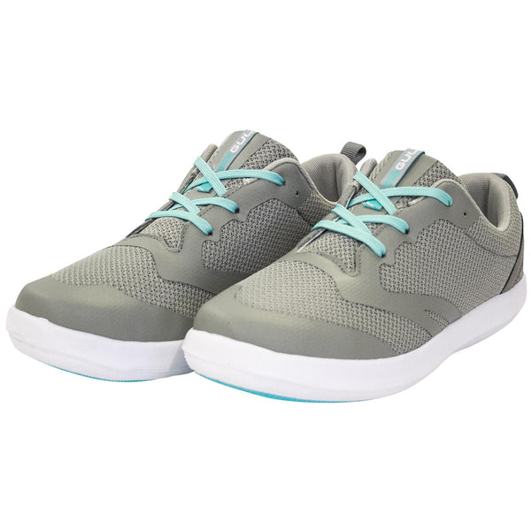 Gul Hydro Aqua Grip SUP Shoes | Grey Mint Front