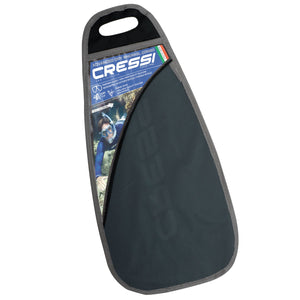 Cressi Penta & Alpha Dry Snorkel Set | Bag