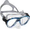 Cressi Big Eyes Evolution Crystal Mask | Blue & Black