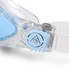 Aqua Sphere Kayenne Swimming Goggles - Easy Adjustable Strap System
