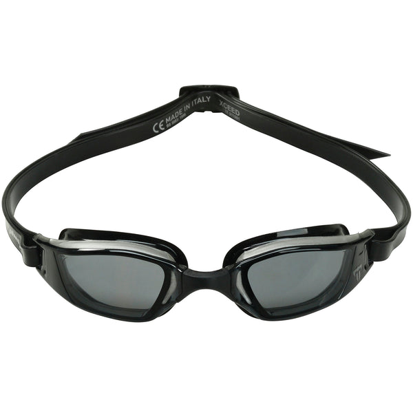 Phelps XCEED Swimming Goggles with Tinted Lenses - Front