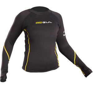 Gul Junior Evotherm Long Sleeve Thermal Top