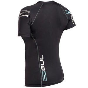 Gul Evolite Thermal Women's Short Sleeve Top | Back