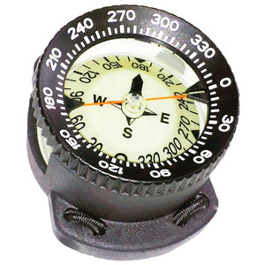 Beaver Pilot Compass with Wrist Bungee