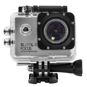 Silverlabel Focus 1080p Action Camera