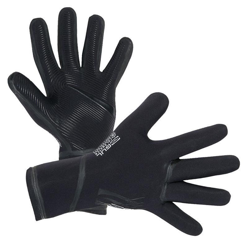 3mm titanium X-stretch neoprene wetsuit gloves Size M all sizes available