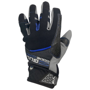 Gul Full Finger Winter Neoprene Sailing Gloves | Back