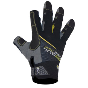 Gul Three Finger Summer Sailing Gloves 2019 Back View
