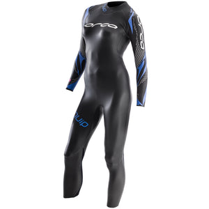 Orca Equip Women's Triathlon Swimming Wetsuit