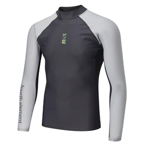Fourth Element Hydroskin Ocean Positive Long Sleeve Rashvest