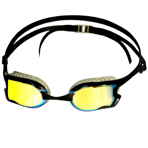 Head HCB Viper HT Mirrored Lens Swimming Goggles