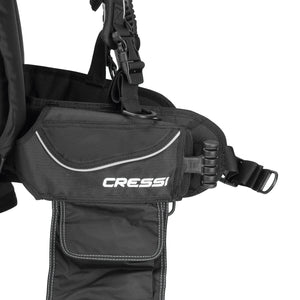 Cressi Ultralight BCD | Hideaway Pocket