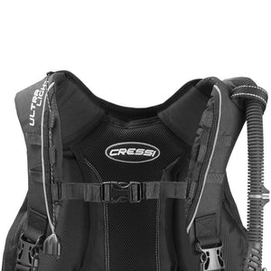 Cressi Ultralight BCD | Strap Detail