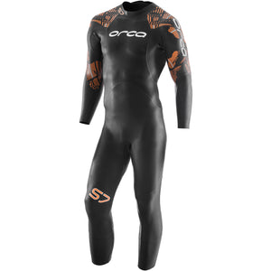 Orca S7 Men's Open Water Swimming & Triathlon Wetsuit | Front
