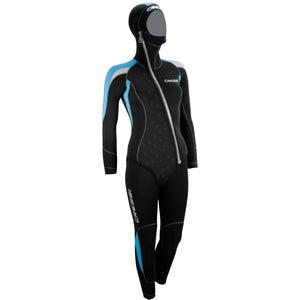 Cressi Medas 5mm 2-Piece Ladies Wetsuit