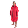 dryrobe Advance Long Sleeve | Red Grey