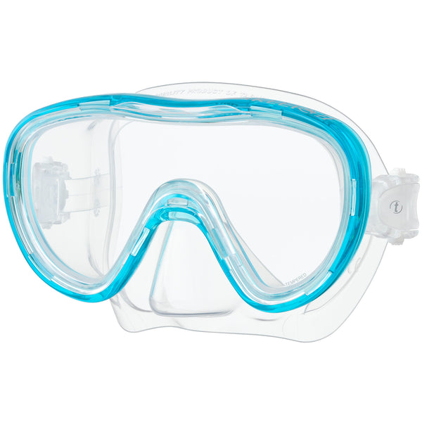 TUSA Kleio II Mask | Light Blue