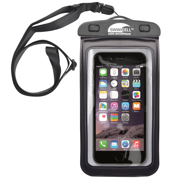 Swimcell Waterproof Case | Black