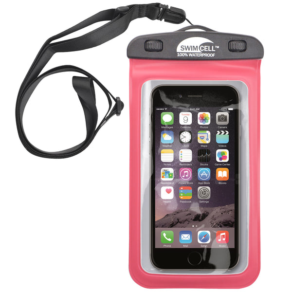 Swimcell Waterproof Case | Pink