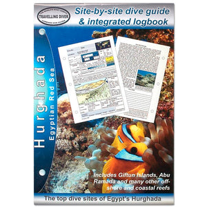 Hurghada Dive Guide Log Inserts