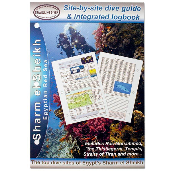 Sharm El Sheikh Dive Guide Log Inserts