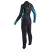 Gul Response 5/3mm Junior Full Length Wetsuit | Rear