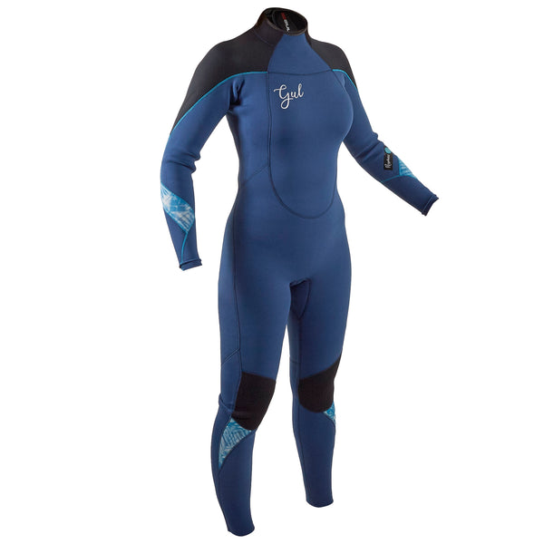Gul Response Women's 5/3mm Wetsuit Winter 20-21 - Front