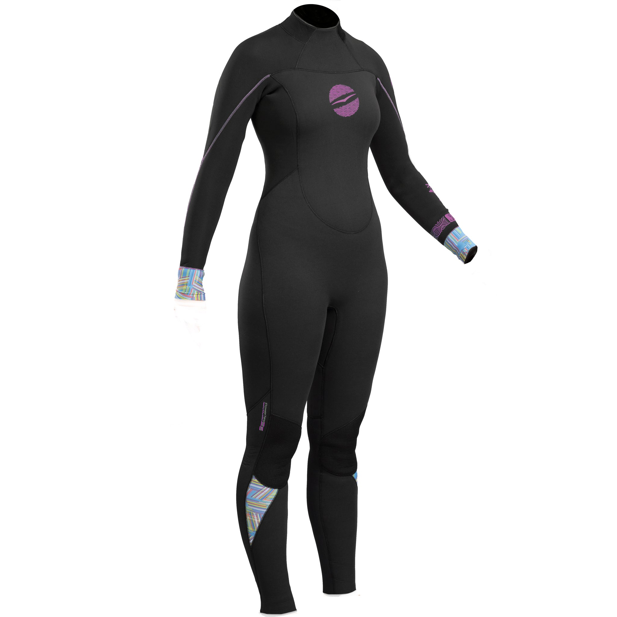 Sailing Gul Ladies 5//3mm Full Steamer Wetsuit for Surfing Diving