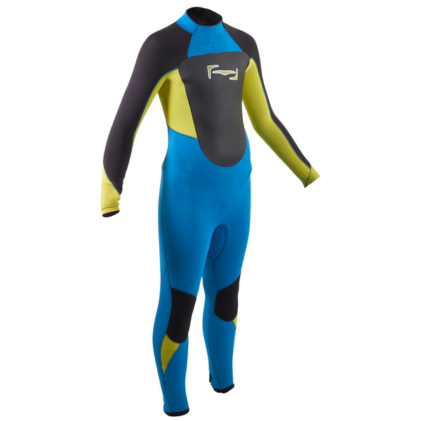 Gul Response 4/3mm Junior Steamer Wetsuit - Front