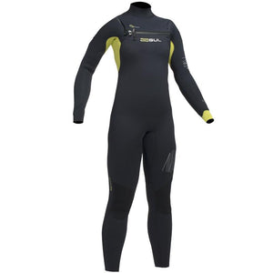 Gul Response FX Junior 5/4mm Chest Zip Wetsuit