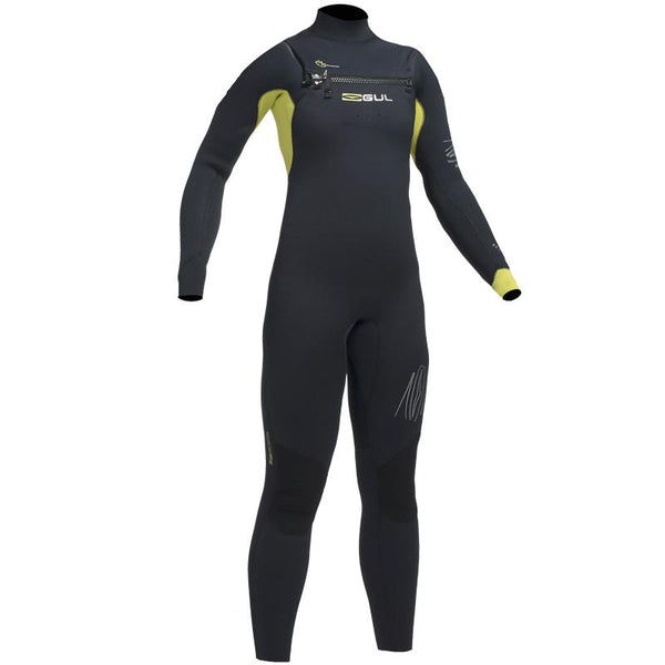 8f9d6dc3f2 Gul Response FX Junior 5/4mm Chest Zip Wetsuit