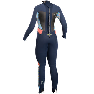 Gul Response 3/2mm Junior Steamer Wetsuit | Back