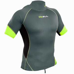 Gul Xola UV50 Men's Short Sleeve Rash Vest