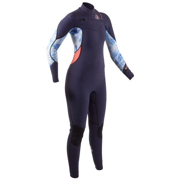 Gul Response Echo 3/2mm Women's Chest Zip Wetsuit