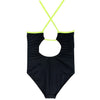 Phelps Zoe Girls Swimsuit Back
