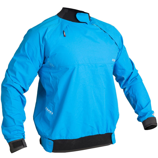 Gul Gamma Adult Spray Top | Blue front