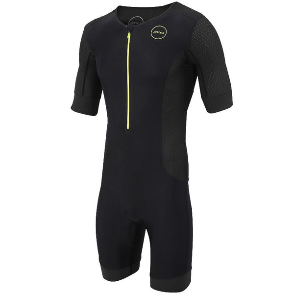 Zone3 Aquaflo+ Short Sleeve Tri Suit