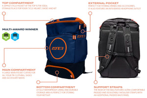 Key Features of the Zone3 Transition BackPack