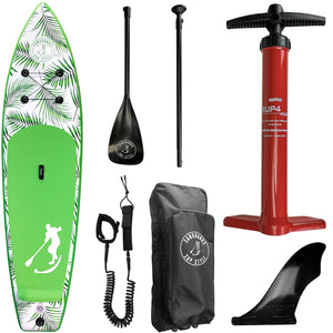 "Sandbanks SUP Style Amazon Print Ultimate 10' 6"" iSUP Paddle Board Package"
