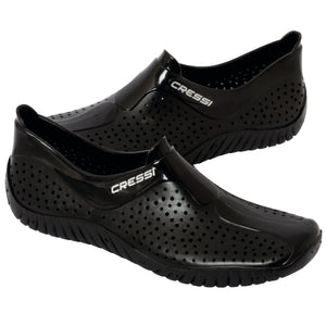 Cressi Water Shoes Adult | Black