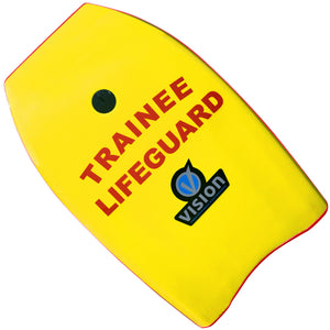 Vision Nipper Trainee Lifeguard 34 Inch Bodyboard | Back