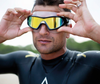 Aqua Sphere Vista Pro Mirrored Swimming Goggles | Adjusting