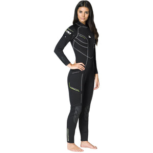 Waterproof W30 2.5mm Ladies Scuba Diving Wetsuit