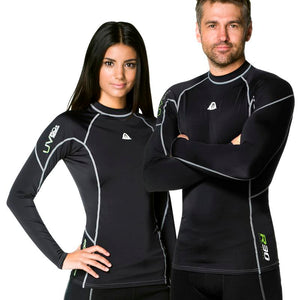 Waterproof R30 UV50 Ladies Rash Vest