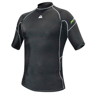 Waterproof R30 Mens Short Sleeve Rash Vest